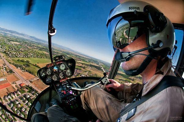 Piloto de Helicóptero