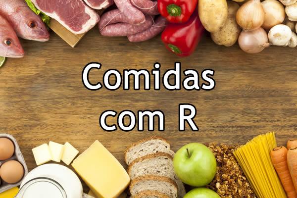 Comidas com R