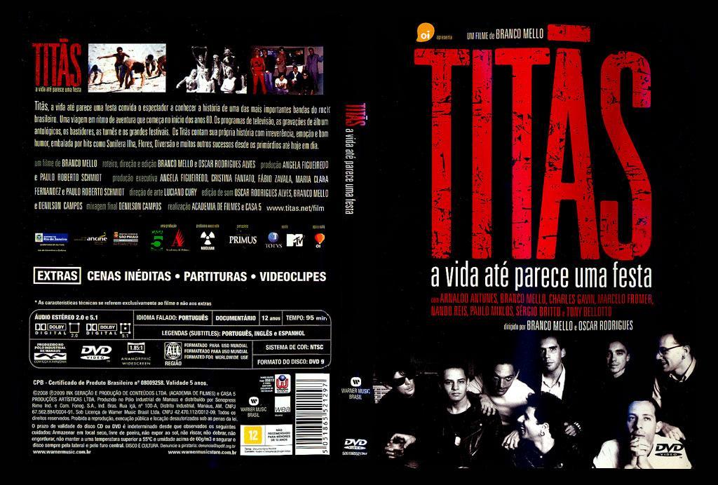 Titãs - A Vida Até Parece uma Festa (2009)