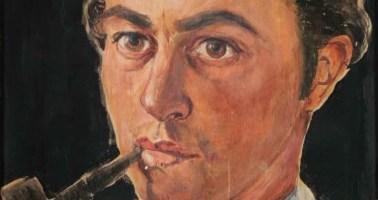 Richard Hohly 1902-1995 Selbstporträt 1933