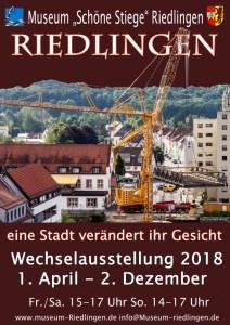 Wechselausstellung Riedlingen - Eine Stadt verändert ihr Gesicht