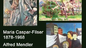 Maria Caspar Filser - Alfred Mendler - Albert Burkart