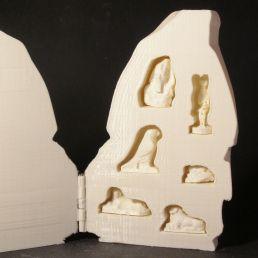 ...to reveal egyptian treasures.