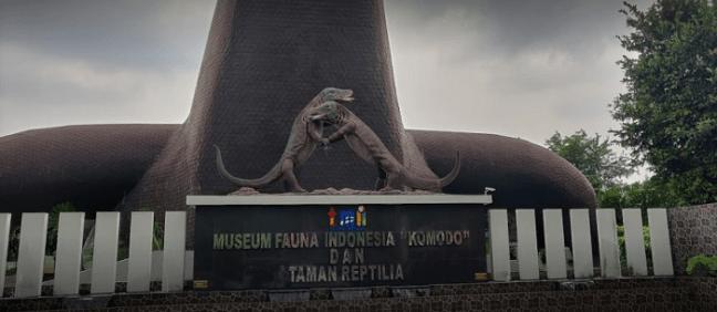 museum fauna indonesia