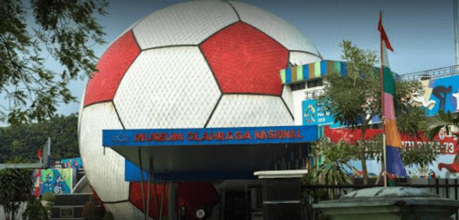 museum olahraga nasional tmii