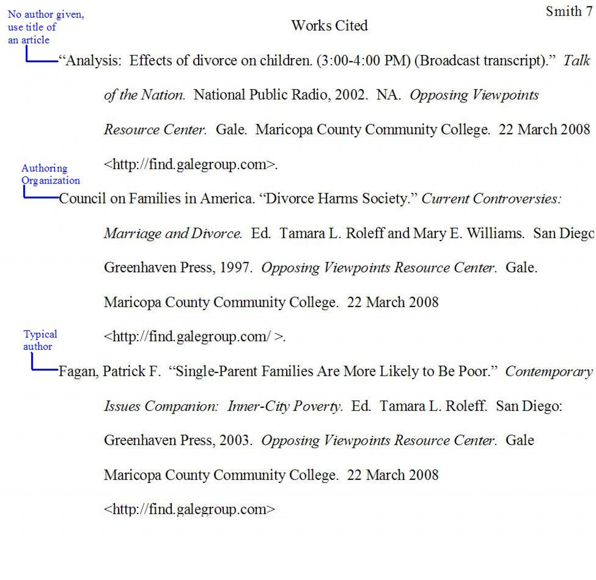 011 Mla Works Cited Image Research Paper Parenthetical