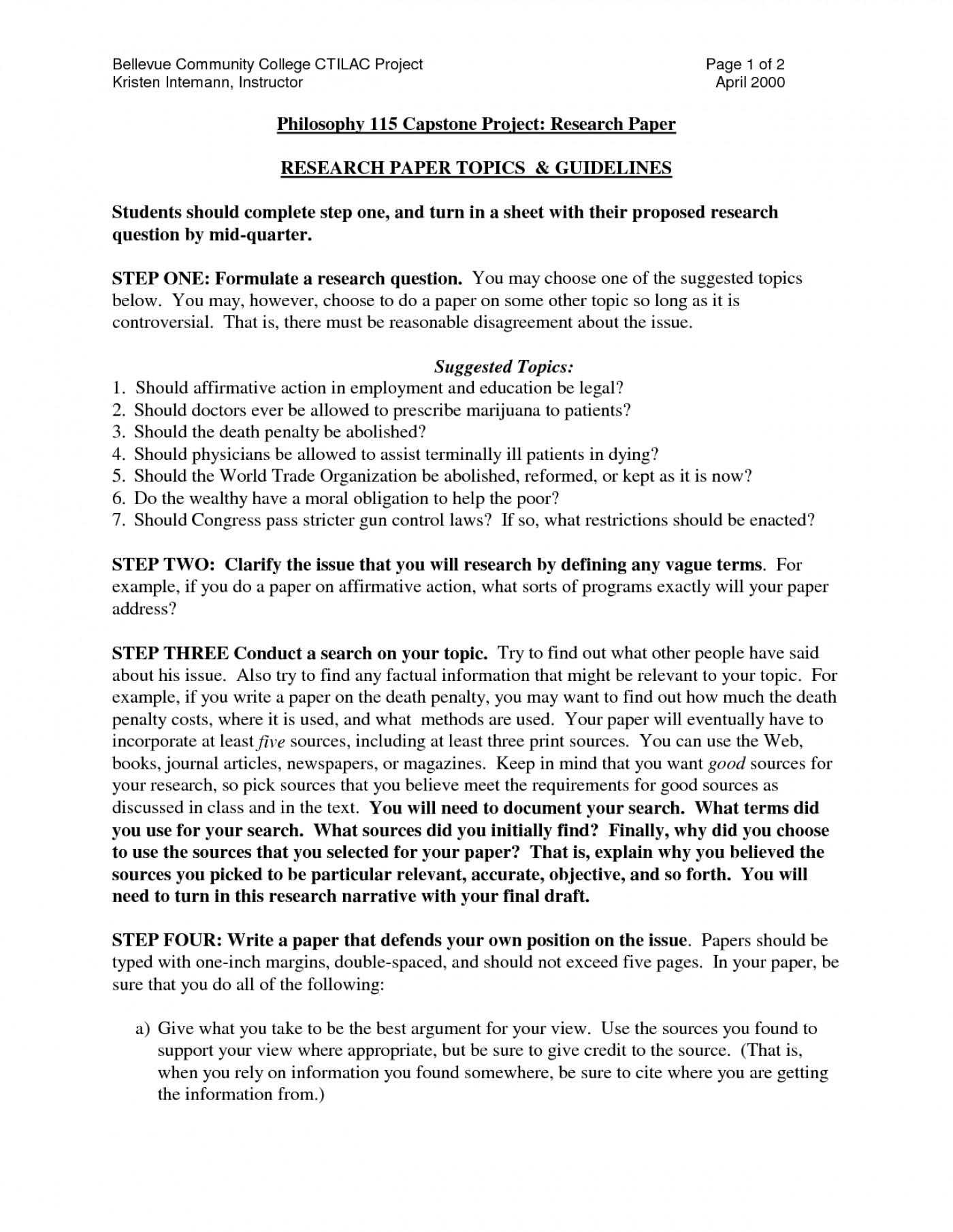 025 Research Paper Controversial Medical Topics For