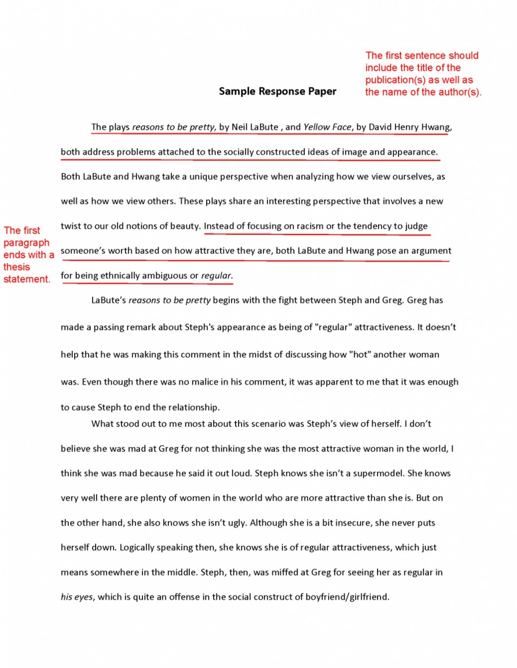 English Essay My Best Friend  Essay With Thesis also High School Essay Format Essay Blog Writing Template With Proposal Essay Format  Thesis Essay Example