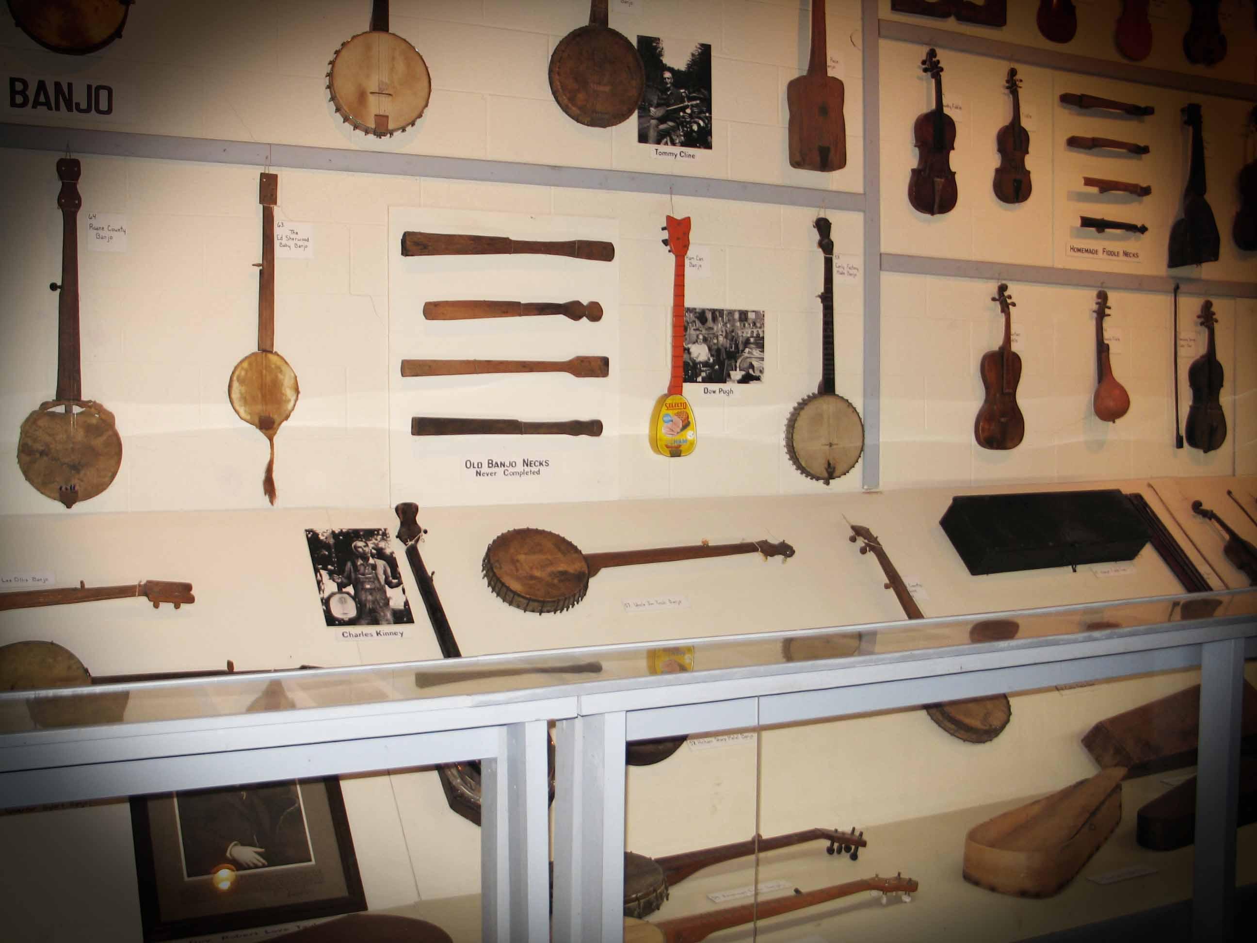 Banjo Wall