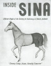 sina horse