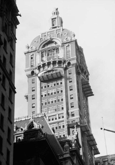 New York's lost buildings: The Singer Building