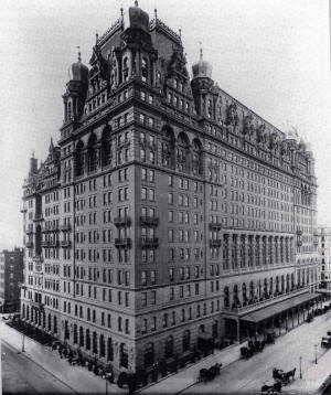 New York's lost buildings: The Waldorf-Astoria