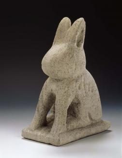 A rabbit, by William Edmondson