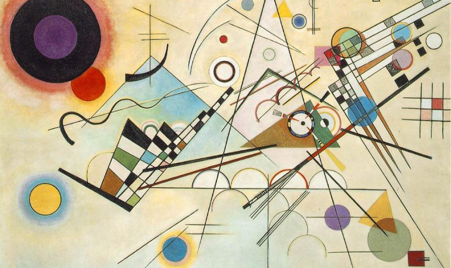 The First Abstract Art