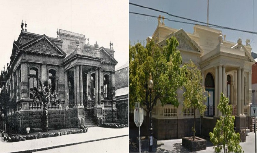 Northcote's 'Carnegie Library'
