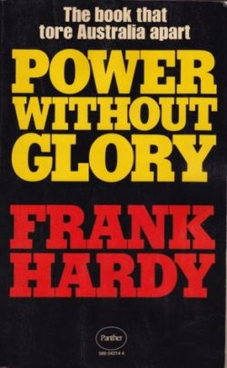 The cover of 'Power Without Glory'