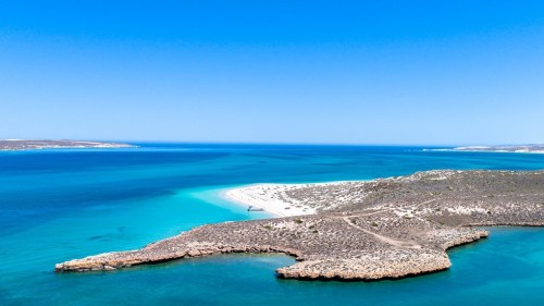 Dirk Hartog Island, off the coast of West Australia
