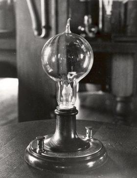 The Edison light bulb