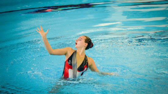 Discontinued Olympic sports: Solo Synchronised swimming