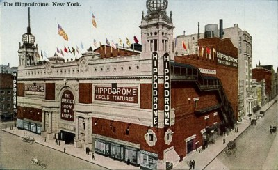 New York's lost buildings: The Hippodrome
