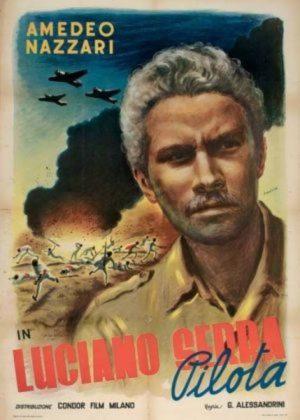 Poster for 'Luciano Serra, Pilot'