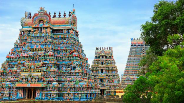 The Amazing Meenakshi Temple