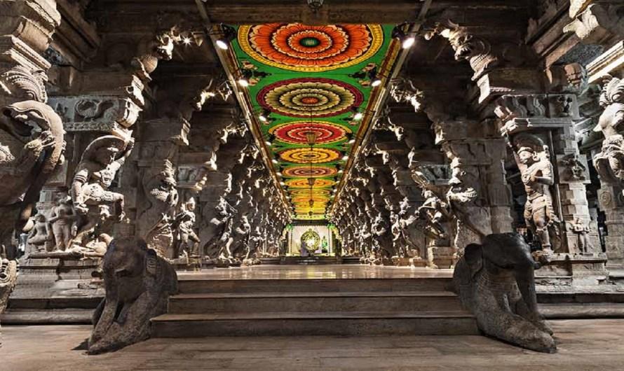 The Fabulous Meenakshi Temple