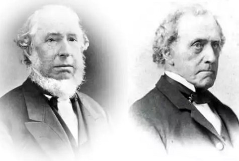 William Proctor and James Gamble