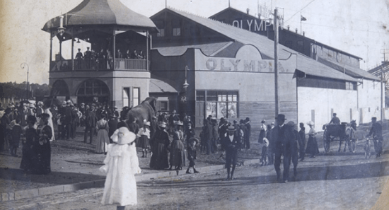 The Wirth Brothers Circus: Olympia Theatre