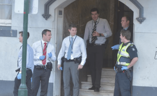 Police attend The Gatwick