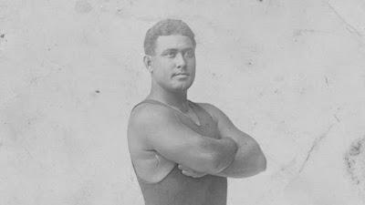 Alick Wickham, AKA: Prince Wikyama