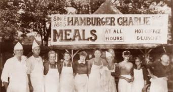 Charlie Nagreen, AKA 'Hamburger Charlie.'