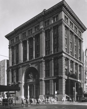 Melbourne's Lost Buildings: Colonial Mutual Life Building