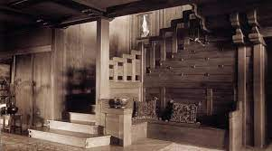The real Back to the Future house: The Gamble house interior