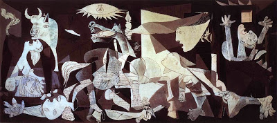 'Guernica', a famous artwork by Pablo Picasso