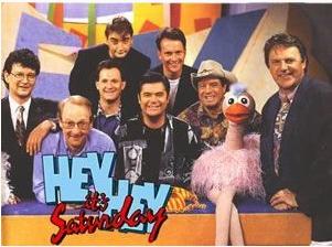 Hey Hey It's Saturday: 90s Cast