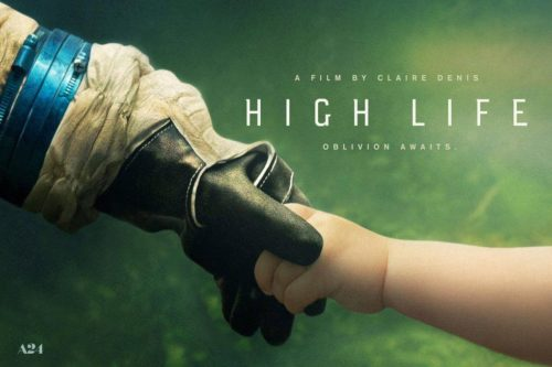 Movie poster for the film 'High Life'