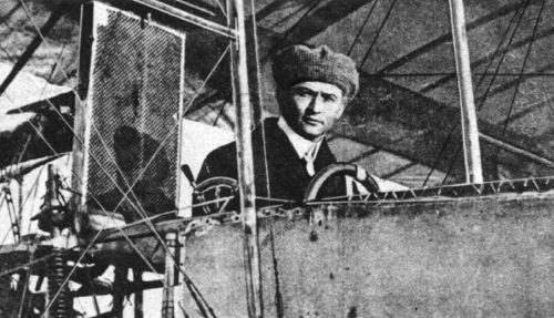 When Houdini Came to Melbourne: piloting the first plane in Australia