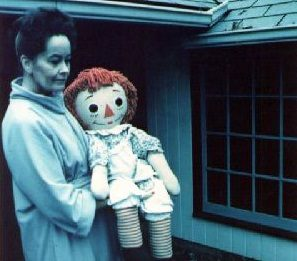 The Real 'Annabelle' Doll