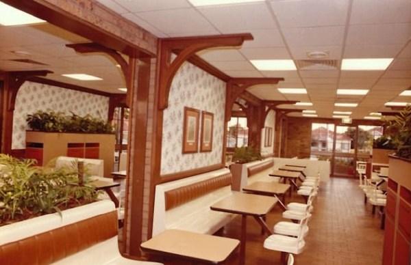 Australia's first McDonald's