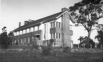 A photo of Mont Park psychiatric hospital