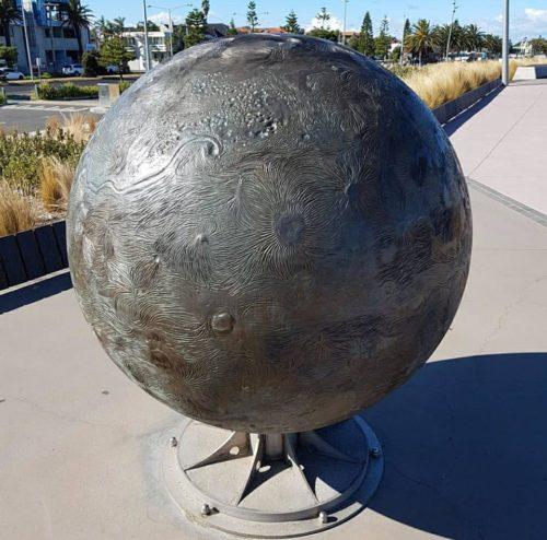 St Kilda Solar System: the sun