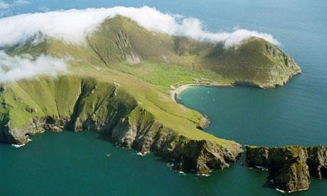 St Kilda island, present day