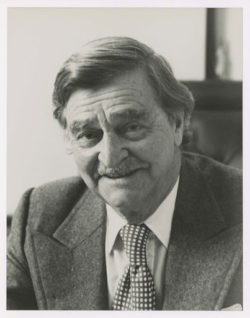 Architect Roy Grounds