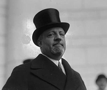 Count Giuseppe Volpi