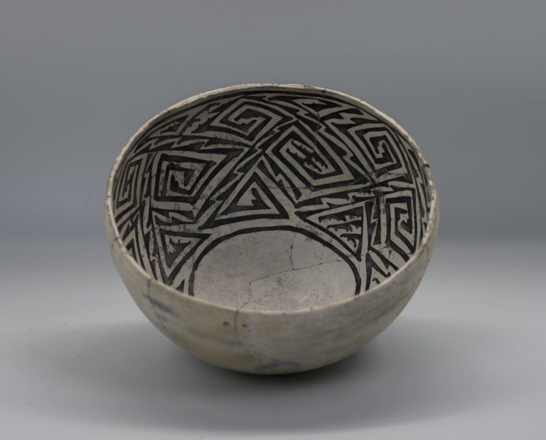 Bowl, ca. 900 – 1200. Anasazi Culture
