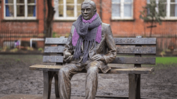 Alan Turing in Manchester - Credit: @cornish_Jack