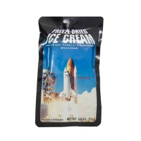 Neapolitan Astronaut Ice Cream