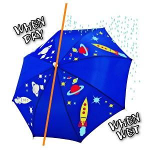 Hydrochromatic Umbrella