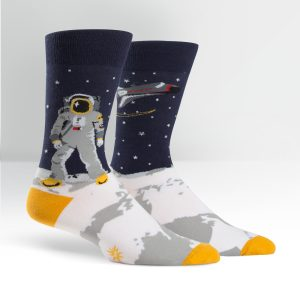 One Giant Leap Socks